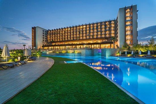 Far From 5 Luxury Review Of Concorde Luxury Resort Casino Bafra Cyprus Tripadvisor