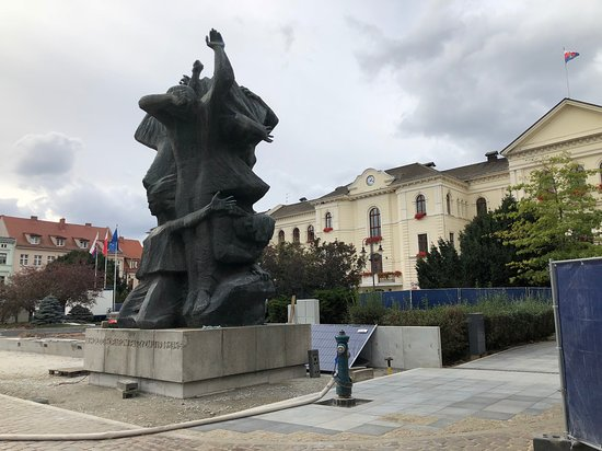 Monument to Struggle and Martyrdom in Bydgoszcz (Pomnik Walki i Meczenstwa Ziemi Bydgoskiej)