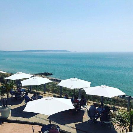 Barton-on-Sea, UK: Pebble Beach Restaurant