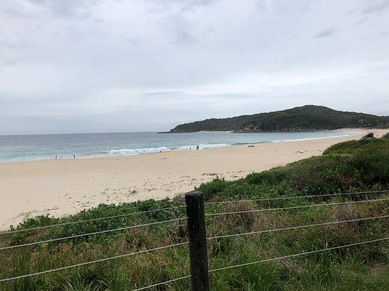 Blueys Beach, Australien: Elizabeth beach