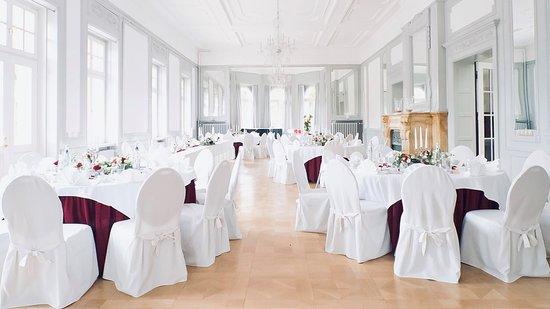 Hotel Schloss Teutschenthal: Grosser Festsaal