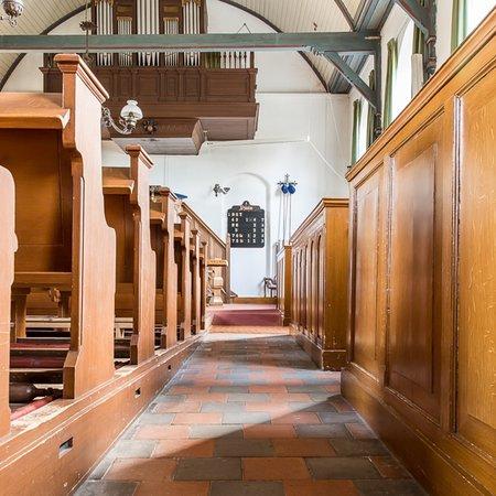 Utrecht Province, The Netherlands: Hervormde Kerk Schalkwijk