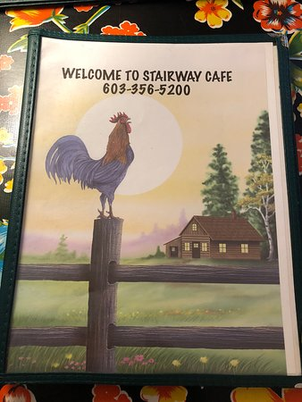 The Stairway Cafe : Cute place