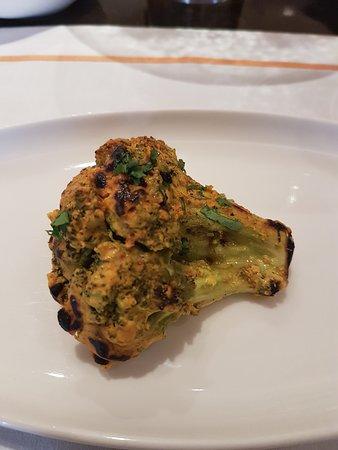 Masala Art: Tandoori Broccoli