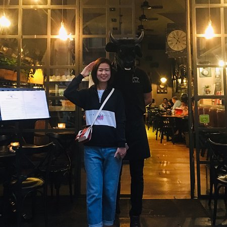 La Cocotte Restaurant #bisteccaallafiorentina #bestrestaurantflorence
