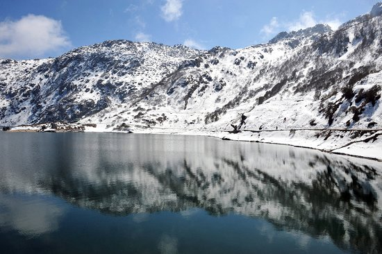 Changu Lake,East Sikkim