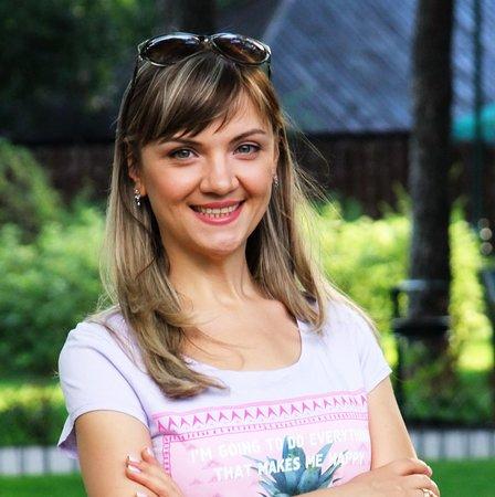 Olga Zhygareva