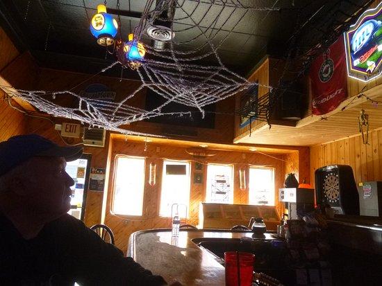 Chisholm, MN: Halloween decor