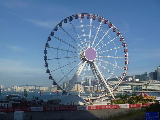 Hong Kong Observation Wheel Photo