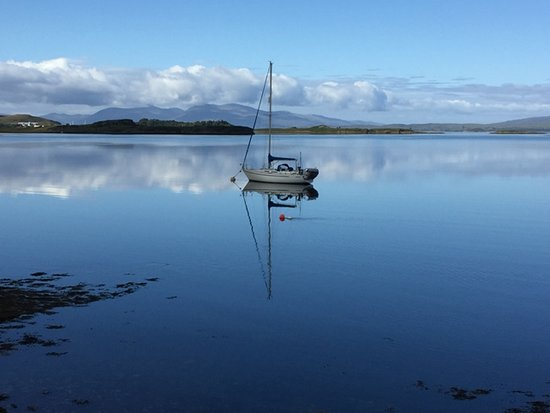 Connel, UK: View 4 (Reflection)