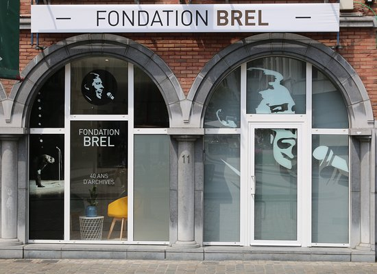 ‪Fondation Jacques Brel‬