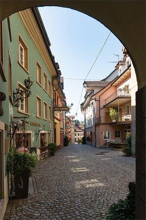 Laufenburg, Γερμανία: Eingang in der Gasse