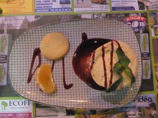 Bressuire, ฝรั่งเศส: Bistrot gourmand