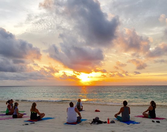 Yoga By The Sea Playa Del Carmen