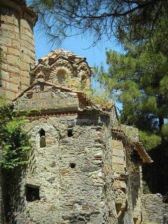 Mystras, กรีซ: Cartoline da Mistra, Grecia