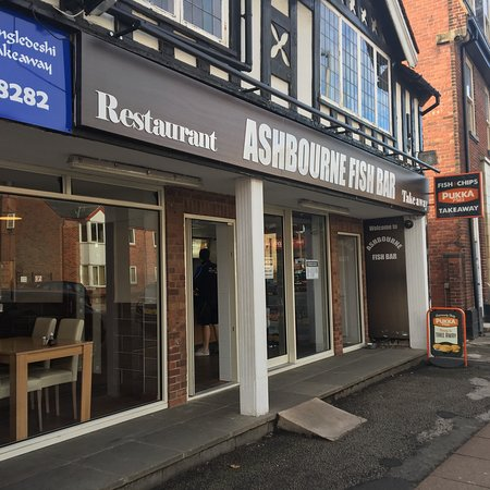Ashbourne Fishbar & Restaurant