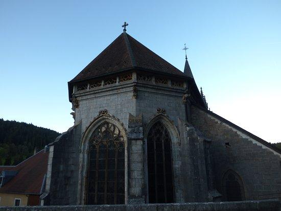 Abbaye de Montbenoit