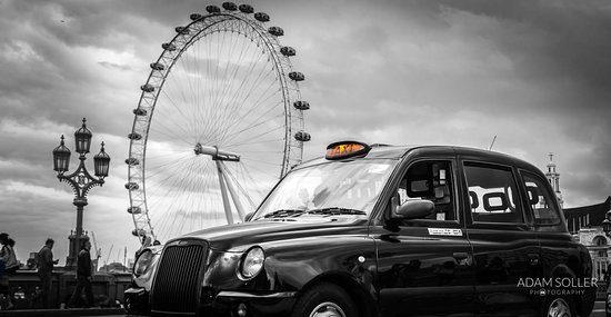 London Photo Taxi Tour
