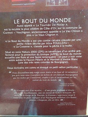 Vauchignon, Γαλλία: Cirque du Bout du Monde