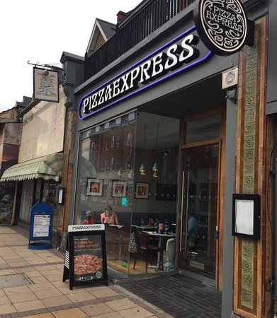 Pizza Express London Updated 2020 Restaurant Reviews