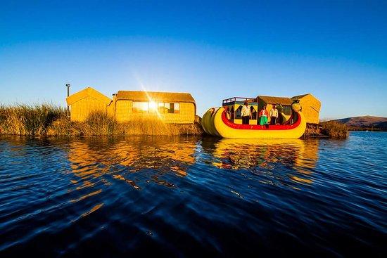 Islas Flotantes, Περού: getlstd_property_photo