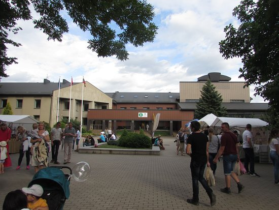 Kernave, ลิทัวเนีย: Tourist Information Centre