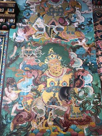 Monasterio Tibetano Boudhanat