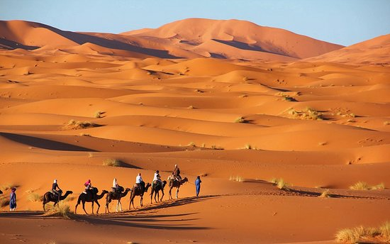 Morocco Guided Travel