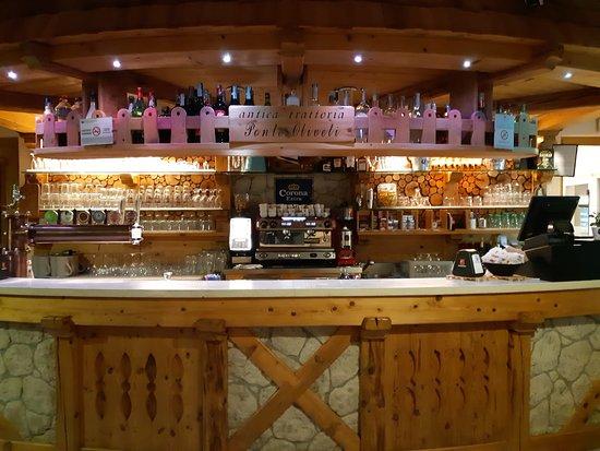Sarche, إيطاليا: il nostro bar 
