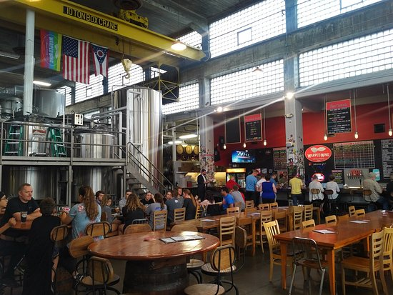 Warped Wing Brewing Company