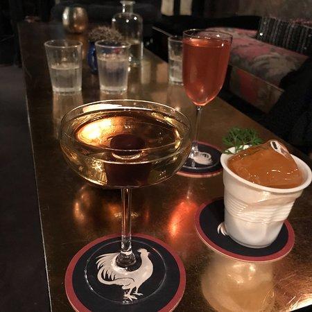 Nice speakeasy, Good cocktails