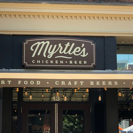 Myrtle's Chicken + Beer Photo