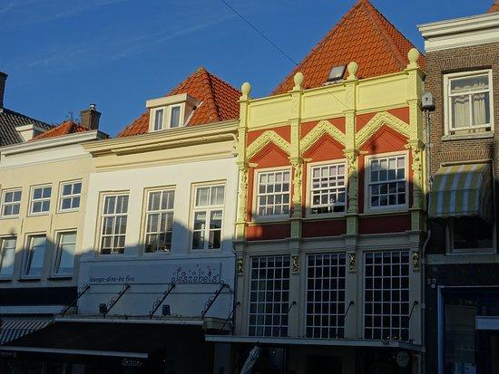 Bommelweek;Waterstraat-Markt te Zaltbommel