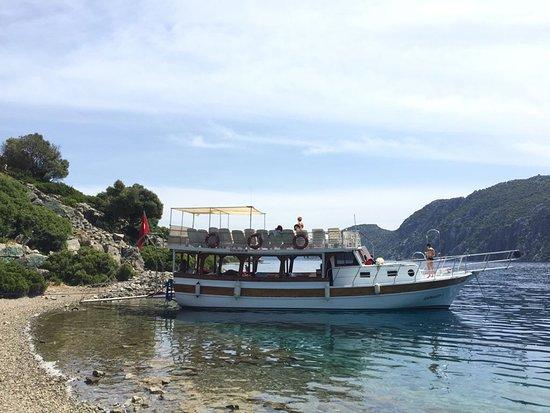 Selimiye Tekne Turu Safak Bey-1