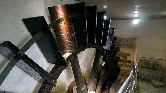 Gorges, Prancis: Le Moulin à Papier du Liveau