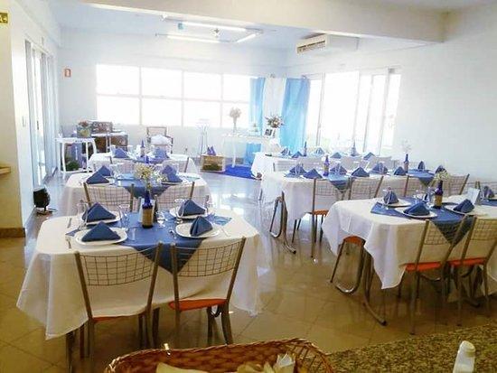 Campo Bom, RS: Evento em Aromas restaurante.