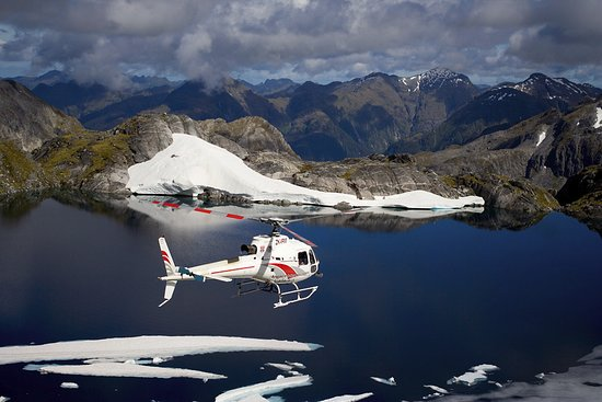 Fiordland National Park, New Zealand: Mt Kidd