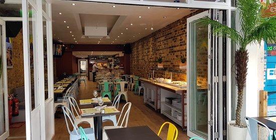 Greater London, UK: Nabrasa@Clapham