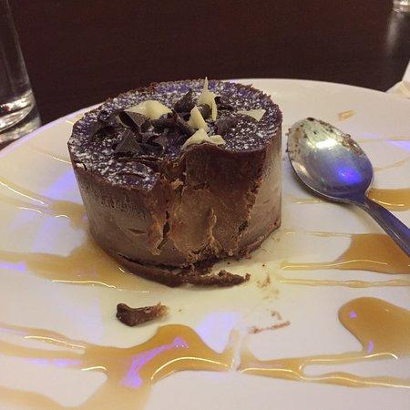 Good food bad dessert