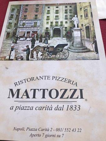 Ristorante Pizzeria Mattozzi: Mattozzi