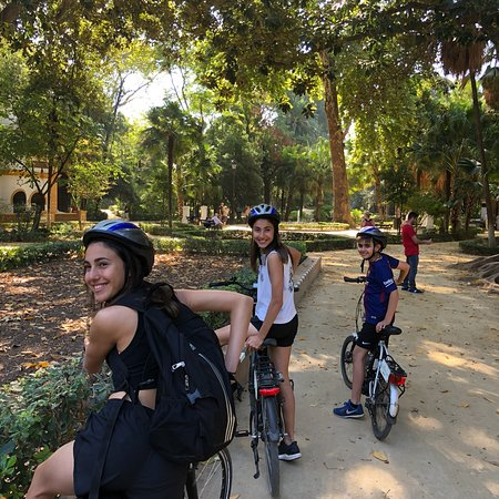 Seville Electric Bike Tour Photo