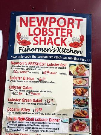 The Newport Lobster Shack Photo