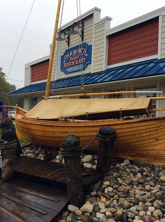 Darrow's Family Restaurant: Boat