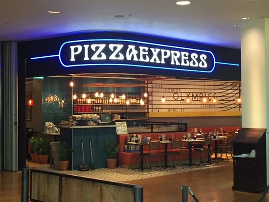 Pizza Express London Menu Prices Restaurant Reviews