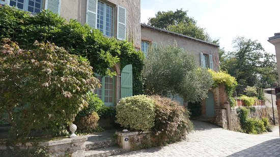 Getigne, France: The Estate of Garenne Lemot
