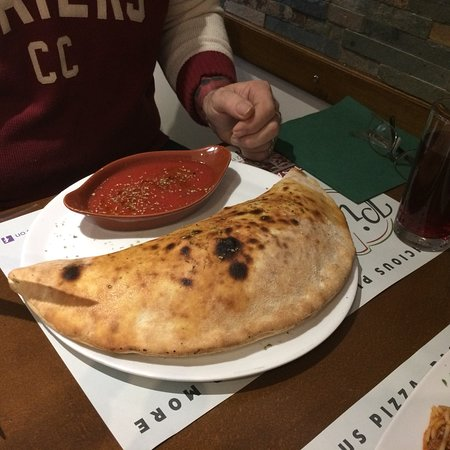 Pizza Calzone Picture