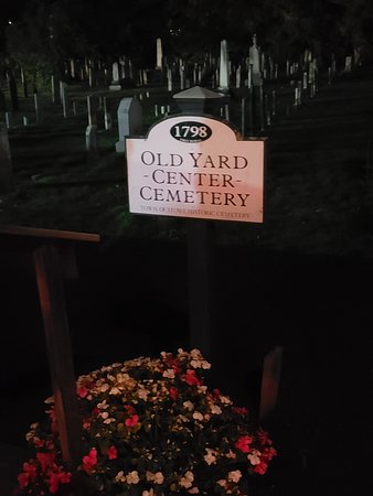 Stowe, VT: Graveyard stop