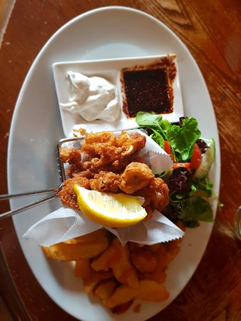 Mere, UK: The Walnut Tree Inn
