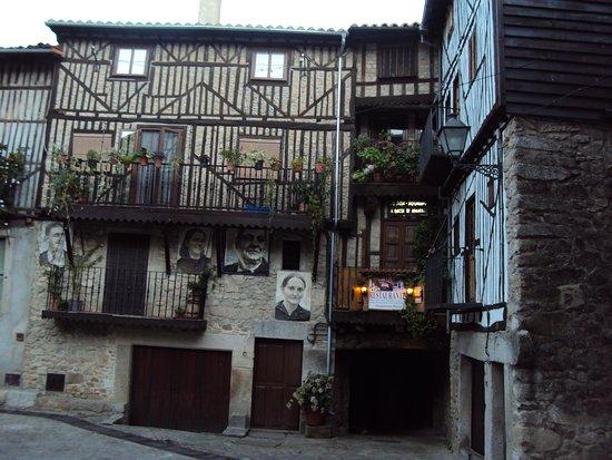 El Balcón de Mogarraz-billede
