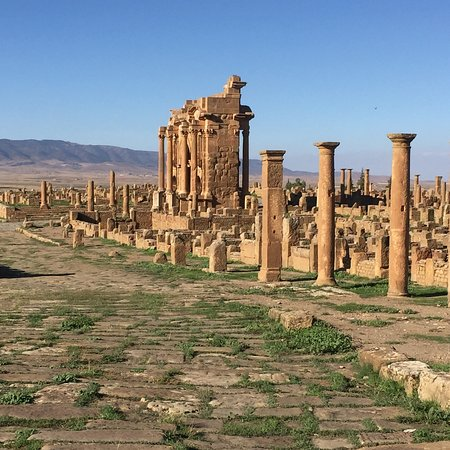 Timgad, Algeria: photo7.jpg